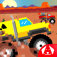 A Desert Rally: Fast Monster Truck Offroad Dirt Track Racing Adventure - Free Race Game